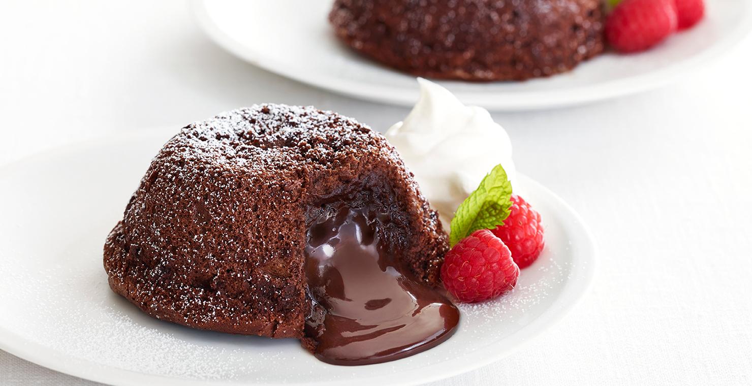 19個網友一致好評「好市多COSTCO必買好物」清單!#8比利時巧克力熔岩蛋糕!