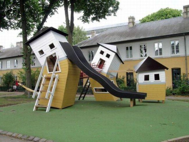 18個連大人都會被嚇哭的「極度兒童不宜」恐怖驚悚地獄公園。
