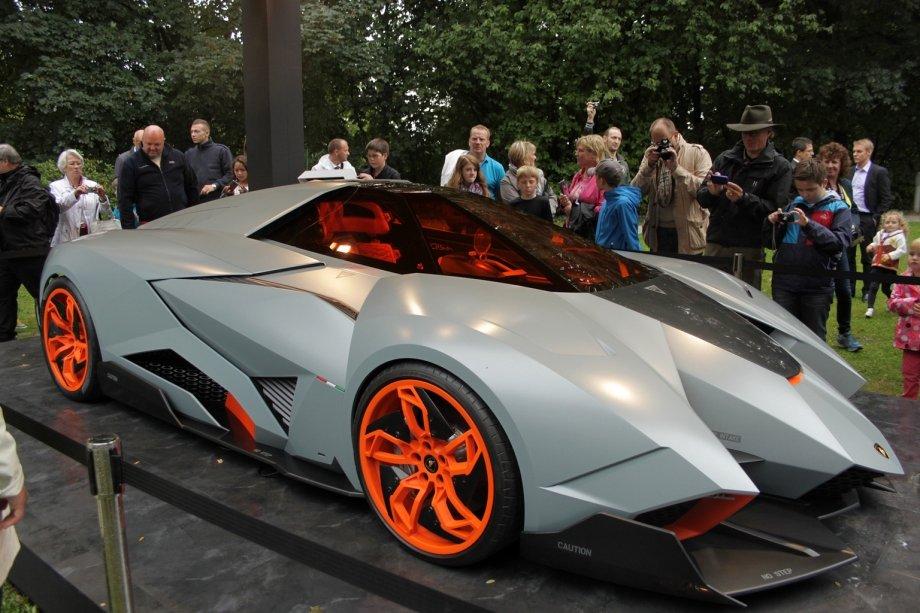 全世界最「自私」1.2億跑車!沒車門一體化設計 「內部基本上是噴射機」稱霸全球