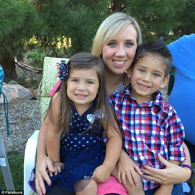 Kittrell, a mother of two living in St George, Utah, said she wants her children to know that they are loved