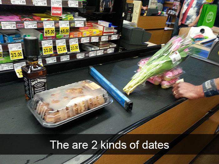 15張「情人節一個人過」才懂的單身族血淚笑話 看購物清單就能分出「2種過情人節方法」