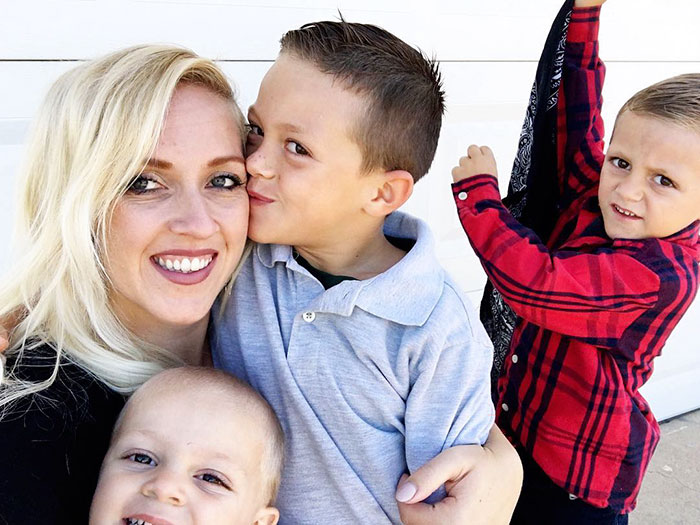 4個小孩的媽分享「9張差超大減肥前後照」,證明你一直只看體重簡直大錯特錯!