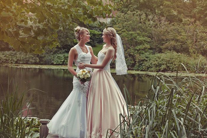 14張夢幻級超正「Cosplay模特情侶」的婚禮照,#5最正女女哈利波特!