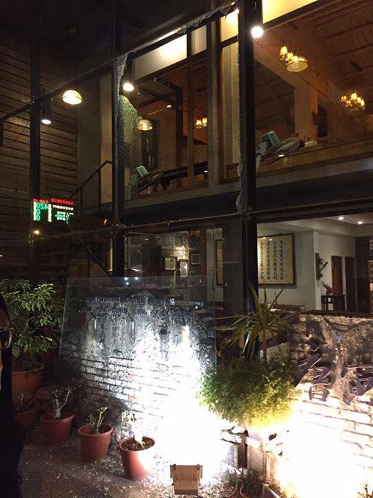 台南深夜「5.6的地震」搖到玻璃爆裂,網友分享家中超慘情況「都不敢回去睡...」