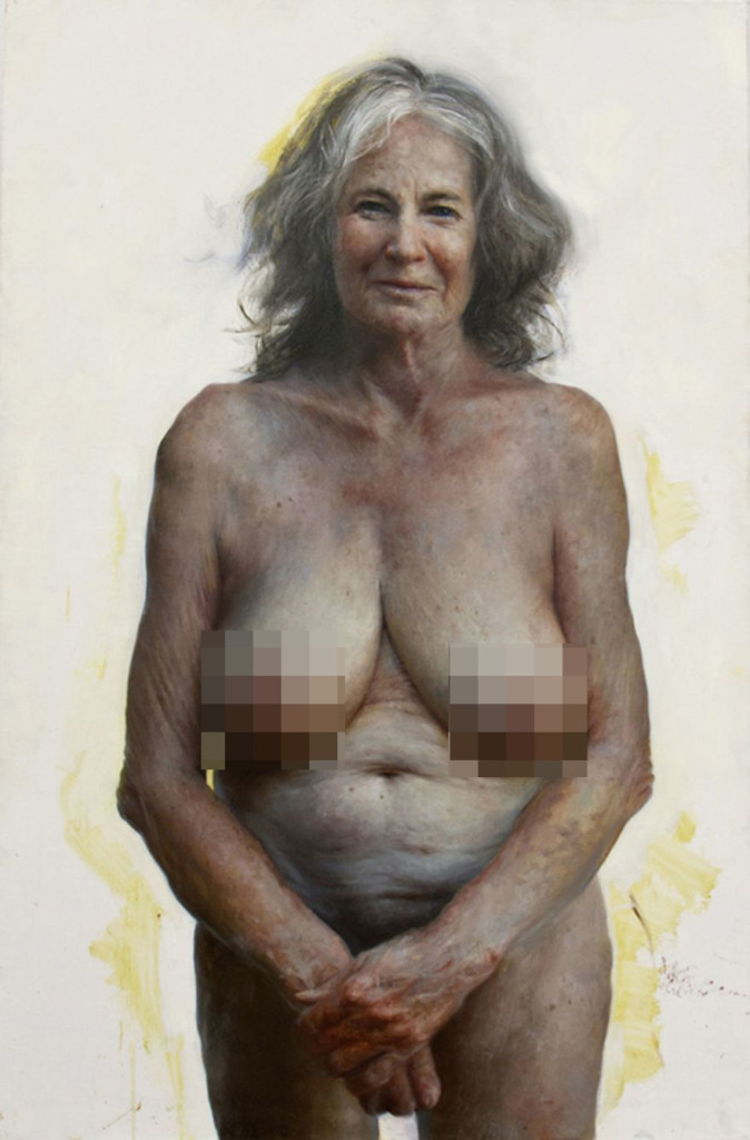 30張推翻你對人體看法的「普通人裸露」圖!