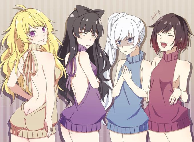 日本最新「童真殺手」毛衣,#10看到正妹穿上後「雙溝」直接高喊「RIP童真」!(16張)