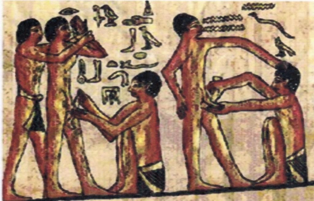 人類史上「第一個保險套」!千年前「山羊的腸子」還不是最噁的!中國人「油套套」最誇張!