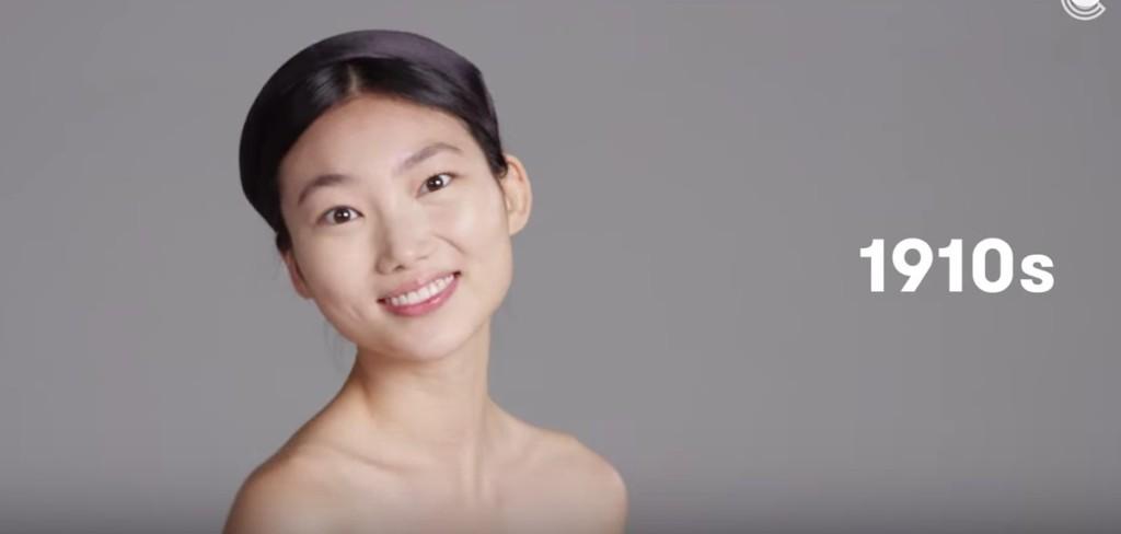 100年來台灣女生的「審美觀演化史」,90年代的髮型看到會笑! (影片)