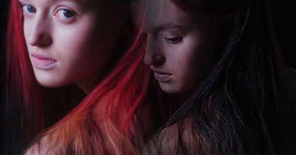 史上第一款「可變色頭髮染劑」!溫度改變「紅色→黑色雙染髮」全網路暴動但先看清楚!