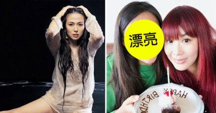 曾與蘇永康一起嗨,睽違多年性感女星「安雅」15年後展現「凍結美」!