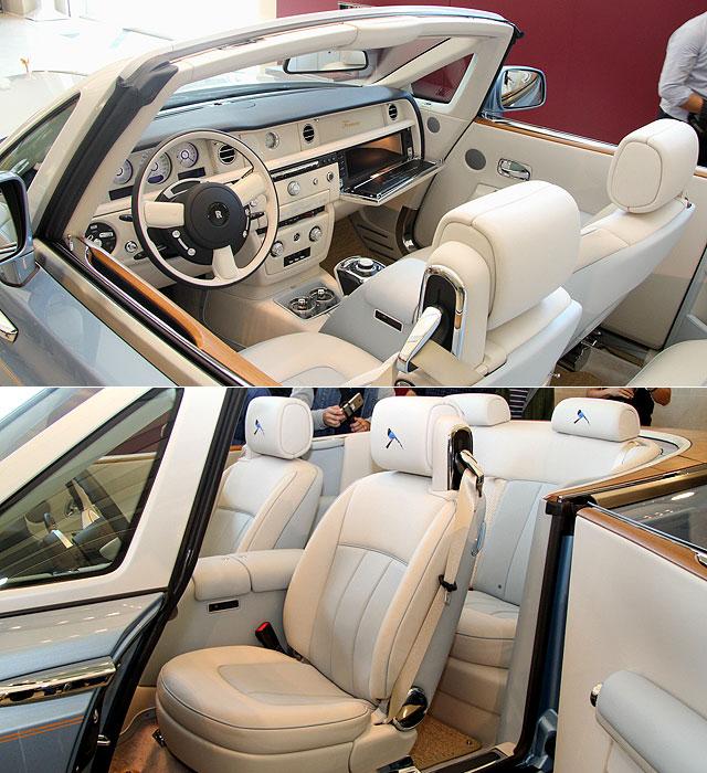 全球僅此一台「最愛台灣」勞斯萊斯頂級敞篷車!台灣100%客製化「超霸氣奢華內裝」身價6688萬!