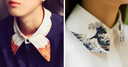 30款「會讓人一直盯著你的脖子」的造型爆時尚衣領!