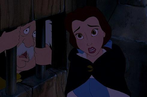 10個證明《美女與野獸》經典永不敗的「電影v.s動畫對照圖」,#10女生愛死這段!