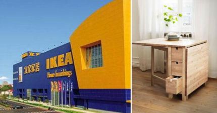 2016年IKEA最熱銷生活用品與家具排行榜公開!網友震驚:「不是熱狗嗎?」