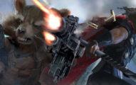《復仇者聯盟3: 無限之戰》前導預告片初次亮相一天就550萬點閱!「星際異攻隊」VS「復仇者」!