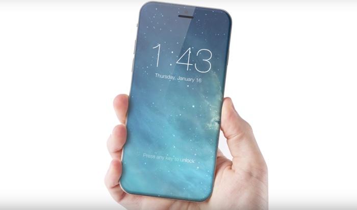 分析師爆史上最大改款「iPhone 8金屬→玻璃殼」慶10周年紀念,6月提前量產!(影片)