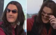 地獄廚神戈登喬裝混入參賽者中「聽到私底下被嗆」,2:25「臉撕掉時」參賽者臉都白了!(影片)