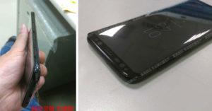 三星「Galaxy S8」測試機照片非法流出!5張清晰照「沒邊框、沒按鈕」iPhone 8輸定!