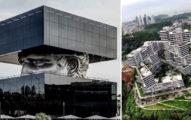 12座會讓外星人來都會做筆記的「地表最狂人造建物」。#7新加坡最屌「模擬市民」房子!