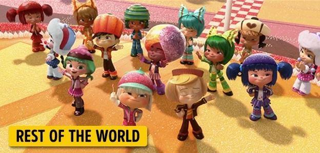 11個動畫電影「在各個國家的超驚人差異」 《無敵破壞王》到了日本竟然變「宮崎駿」!