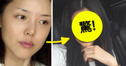 韓國正妹美妝師Pony大秀「高超化妝術」,變成知名女模網友大讚:「快要1:1」!