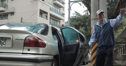 台灣男子汽車已經「開了22年、破100萬公里」,只有設計6位數碼表過100萬「變這樣」。
