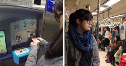 外國遊客大讚「北捷是世界上最好的捷運」像奢侈品!她:「但原因不是車!」