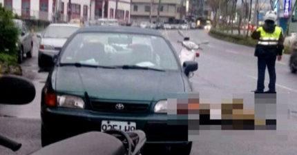 25歲富二代被父親唸「衣服這麼舊」,等他下車後「開賓士高速直撞」爸爸當場慘死...