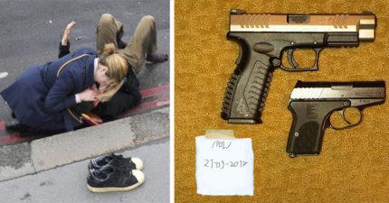 英國恐襲原來早在「24小時前被預告」超精確地點!還附上手槍照片「不可能那麼巧!」