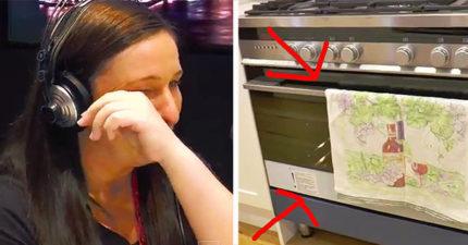 女子懷孕36週「丈夫忽離開」留下巨債 當打開家裡烤箱後卻「開始爆哭」