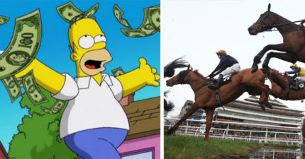 他賭馬只下80塊「其中一場輸掉後放棄不看」,職員打來告知「你贏了1900萬」25萬倍投報見證什麼是神運氣!