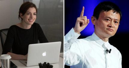「公司要賺大錢就要請女員工!」,阿里巴巴創辦人馬雲說:男員工太糟糕了!