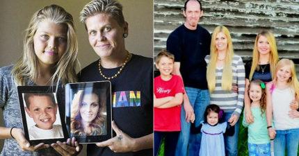 15年母子變成「父女」史上第一例!正牌爸爸:「不影響性生活」全家感情更好了!