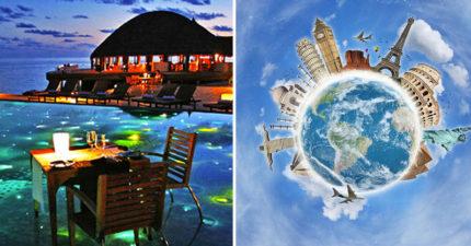 現在可報名「只要環遊世界」就可以月入30萬!最艱難工作內容:「住進數千萬的豪華度假屋!」(內有報名辦法)