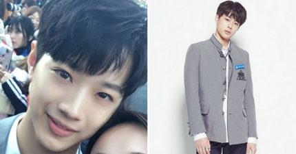 17歲台灣小鮮肉韓國出道自我介紹「來自中國台灣」,被網友罵翻但「文法透露真相」!