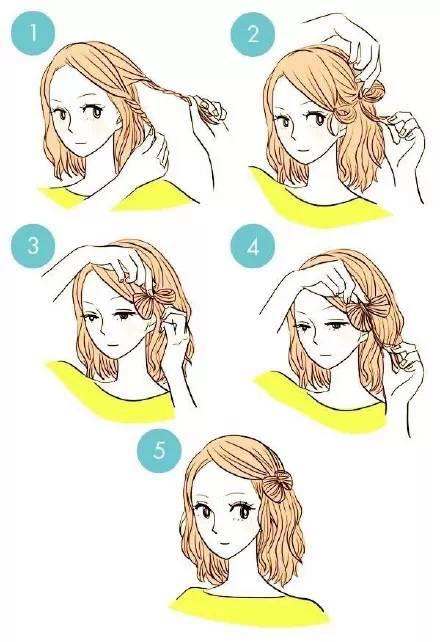 11款手殘也可以駕馭「讓瀏海不再刺到眼睛」女神級中長髮造型!#2韓風女神限定款!