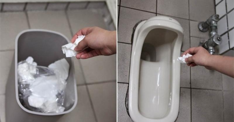台灣人「衛生紙」傻傻分不清鬧國際笑話!「擦屁股的拿來擦臉」背後原因很心酸!