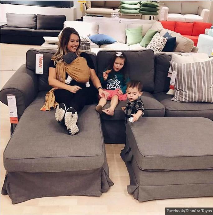 家長要小心了,宜家IKEA已經變成了綁架犯的最新戰場了!恐怖遭遇「盯著我們30分鐘」...
