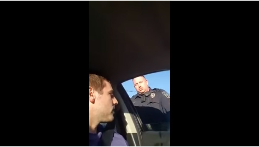 警察「瞎掰假法條」找Uber司機麻煩,沒想到Uber司機本身就是律師「讓警察超慘」!(影片)