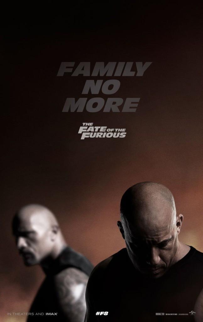 《玩命關頭8》主角拒絕同台宣傳!巨石強森對槓馮迪索真相曝光表示「不再是家人」!(影片)