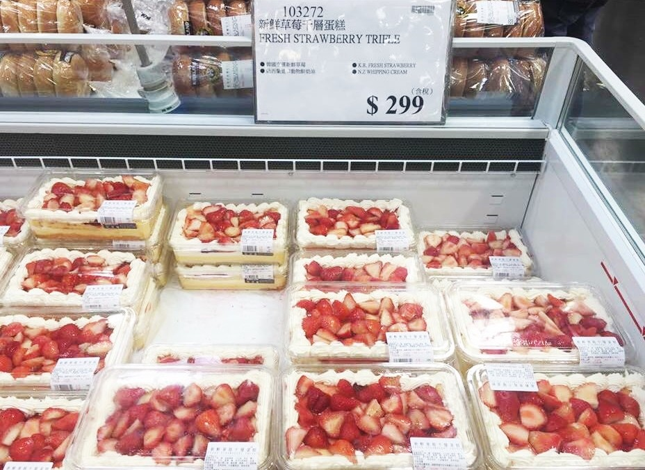 好市多草莓蛋糕太夯「排隊搶到3盒」卻慘被偷!網友罵「活該」!