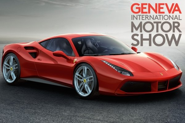 The 2017 Geneva Motor Show is the first major European car show of the year, and there's a whole lot of heat coming off brands ranging from Ferrari and McLaren to BMW and Mercedes. Here are the sexiest models pulling up to the event on March 9.