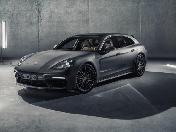 Porsche Panamera Super Turismo
