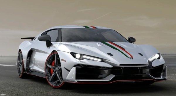 Italdesign Automobili Speciali Supercar