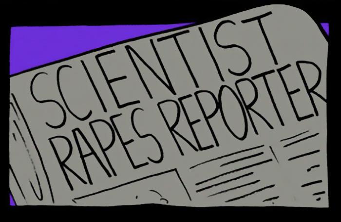 6張讓現代人看透「新聞媒體→謠言製造機」的中肯諷刺漫畫。