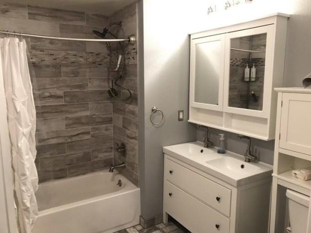 16個「讓房價大漲」的改一點改很多超強改造前後照。#12工業風浴室也帥得太過頭!