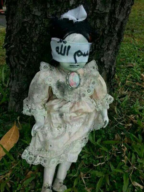 這些人在新加坡樹旁找到的東西比我的所有的惡夢加起來還有恐怖。嚇得我不敢睡覺了...