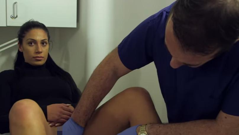 女子不惜花12萬整形陰部,因為看起來像「大麥克」超困擾!(影片)