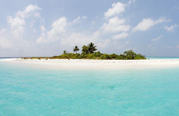 Stock of a remote Island