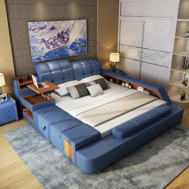 6款最新多功能「塌塌米床」讓所有家具「與床合體」,舒服到讓你不想下床!
